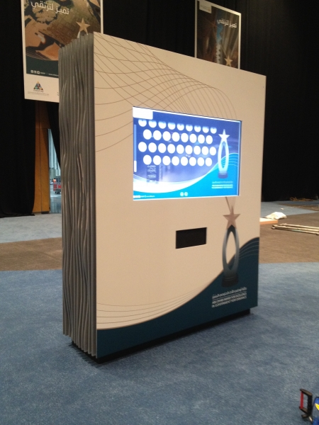 ADGESEC Touch Screen