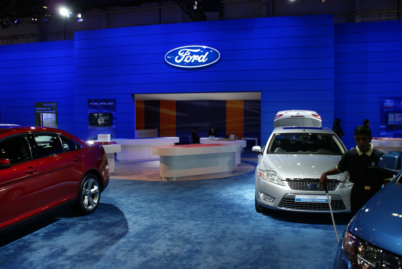 Ford - Motor Show