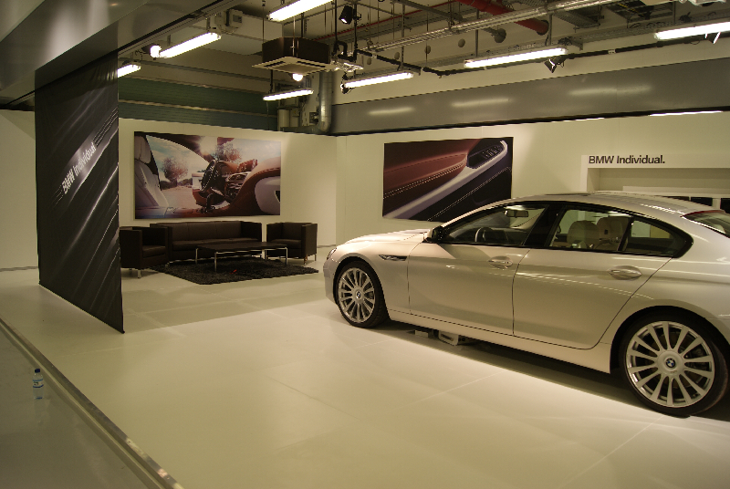BMW Yas Marina Circuit Exhibition