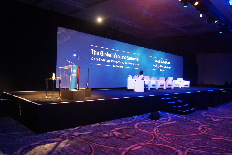 The Global Vaccine Summit