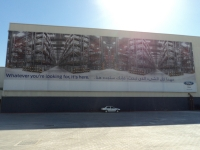 Ford Banner Wrap